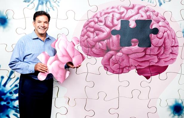 Rudolph Tanzi, investigador sobre el alzheimer