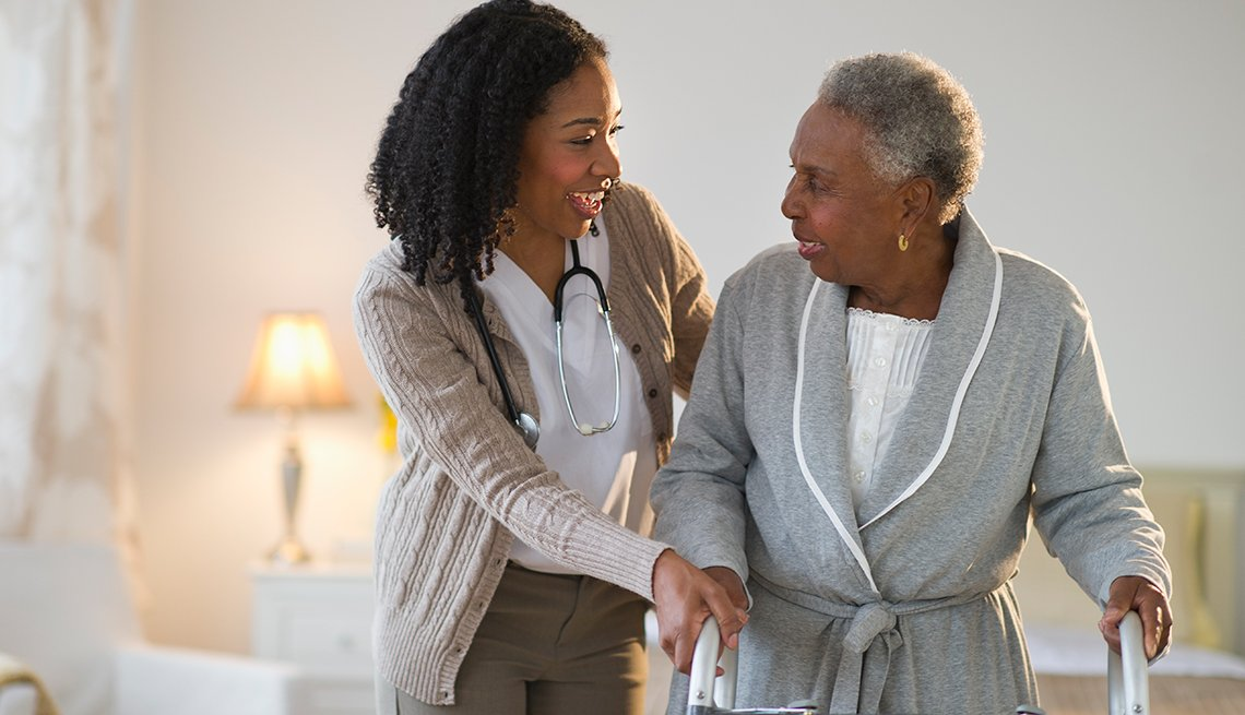 Encouraging Independence During Caregiving