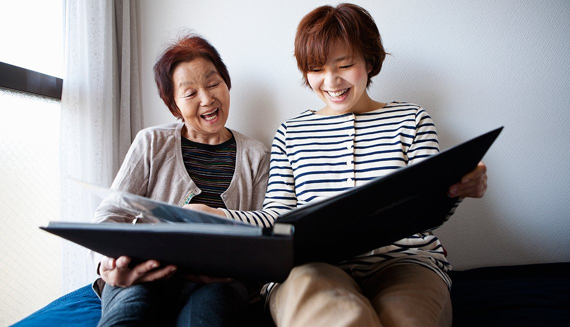 Creating Joy for caregiver