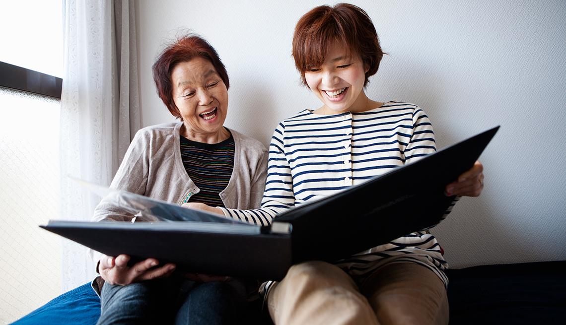 Creating Joy for caregiver