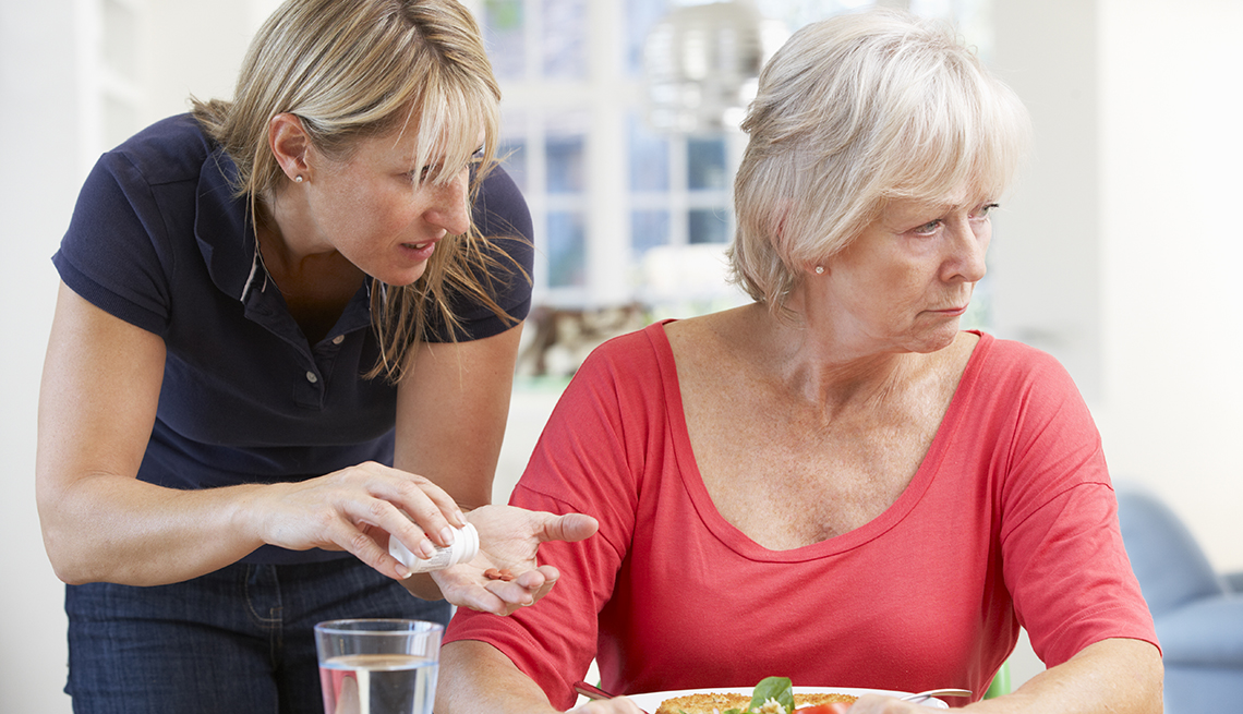 When Family Caregivers Dislike Their 'Loved Ones'