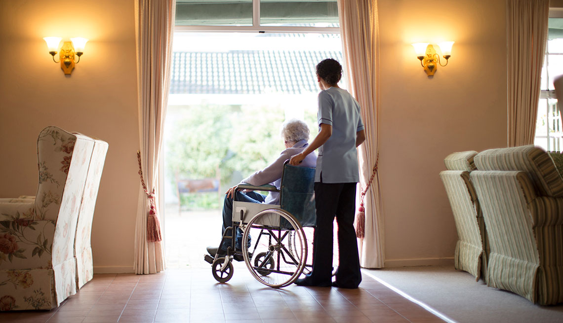 Nursing Home Evictions