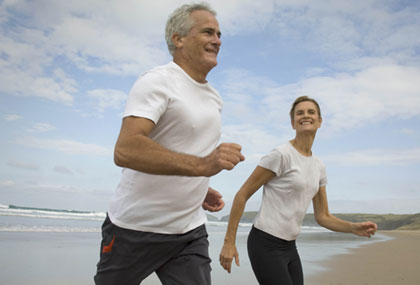 How to stay healthy at 50