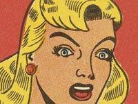 lady comic