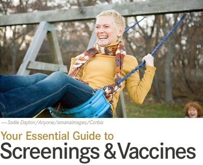Your Essential Guide to Screenings and Vaccines