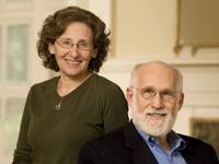 Jerome Groopman and Pamela Hartzband