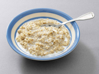Whole grain cereal and blood pressure