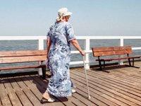 DISC high blood pressure hinders walking