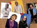 La cirugía bariátrica para perder peso. Imagenes de antes y después de Al Roker, Roseanne Barr y Star Jones.