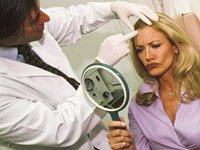 Botox may help reduce the appearance of frown lines.