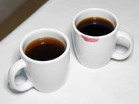 Drinking four or more cups of coffee a day reduces the risk of endometrial cancer in women.