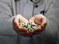 """4. Myth: There's no way to treat it.  Truth:  Many medications put the brakes on gout. Some control pain and inflammation immediately and others get at the root cause by eliminating the deposited uric acid crystals.  Colchicine [Colcrys], a plant extract, for acute gout flare-ups, treats the pain and inflammation.  """"It's been used to treat gout for about 2000 years,"""" says John D. Reveille, M.D., director of the division of Rheumatology and Clinical Immunogenetics at the University of Texas Health Science Center in Houston. Prescription drugs such as Allopurinol (Lopurin, Zyloprin), febuxostat (Uloric) and Probenecid (Benemid) all help alleviate gout by controlling blood levels of uric acid.  Two years ago the FDA approved a new intravenous drug for people with advanced gout, pegloticase (Krystexxa), which lowers uric acid levels and reduces deposits of uric acid crystals in the joints and soft tissue. For the 8 Myths About Gout slideshow."""