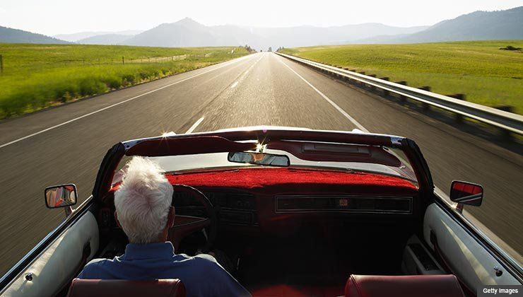 driving; senior; vision; cataract surgery; safe driving