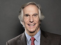 Henry Winkler, advocate for stroke patients