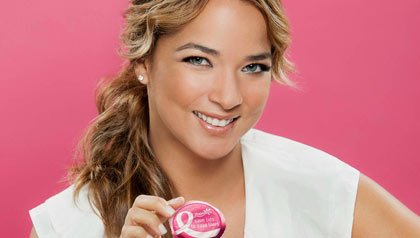 Breast Cancer Awareness Month - Adamari Lopez