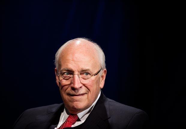 Celebridades con la enfermedad de gota - Dick Cheney