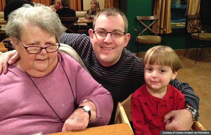Ornstein family, end of life care