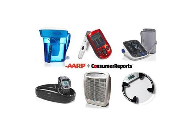 Productos de salud varios - balanza, tensiómetro, monitor de frecuencia cardíaca