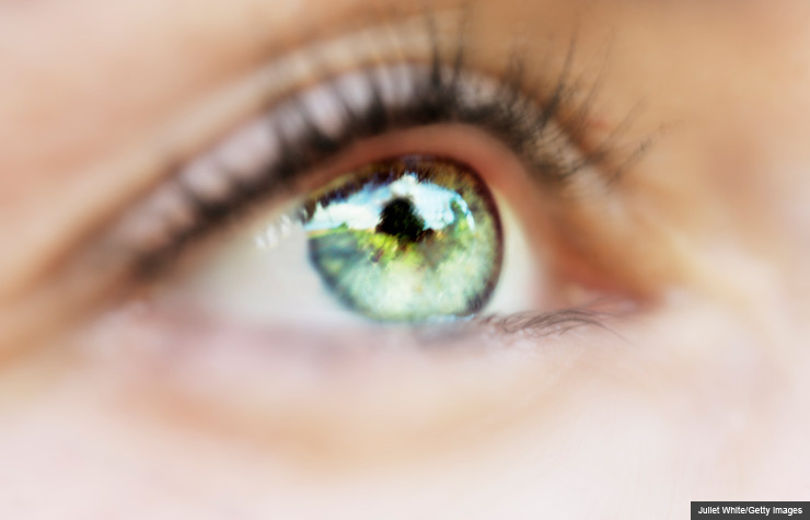 Seeing Spots - What Is a Floater - Eye Floaters, Eye Conditions