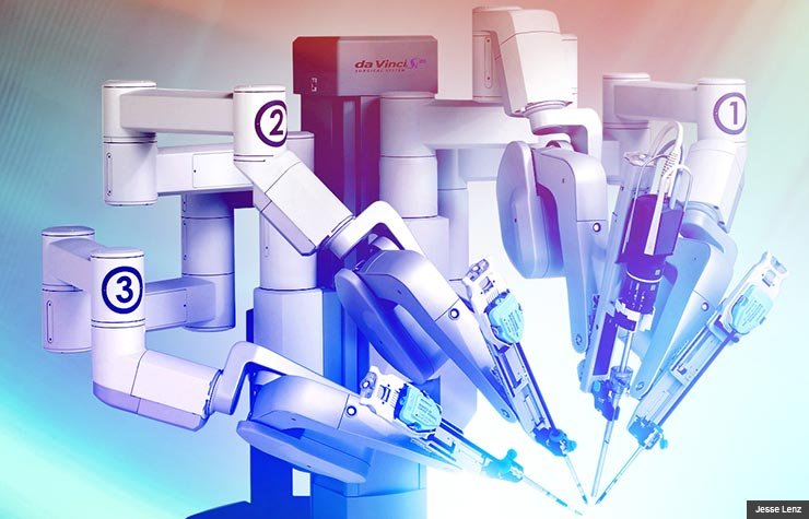 Robotic Surgery Risks and Benefits - Is a Robot Right for You