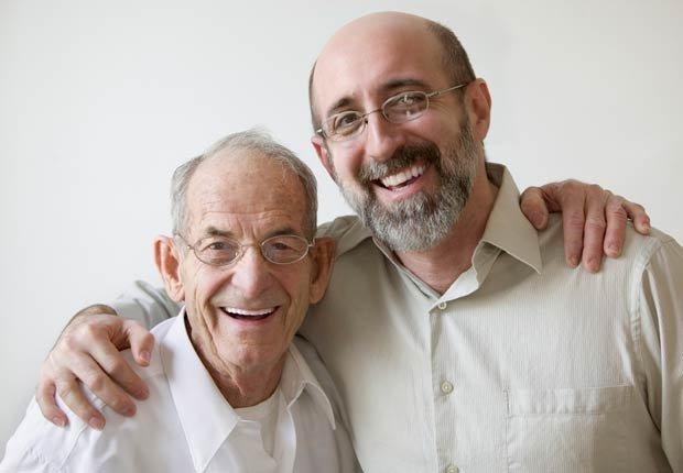 Padre e hijo calvos - Causas de la caída del cabello