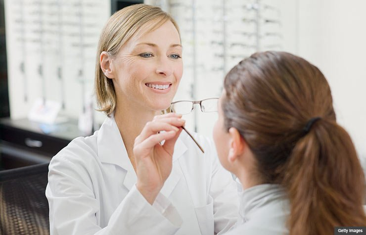 Shopping for Prescription Eyeglasses - Lenses, Where to Buy