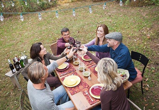 Savor your meals, 6 ways to prevent diabetes.