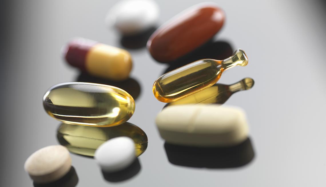 Suplementos vitamínicos - Cómo prepararse para una cirugía