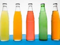 Sodas o gaseosas de colores - Salud del semen