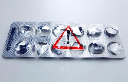 Envoltura de medicamentos - Bajar el colesterol