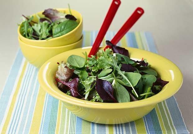 Ensaladas - Alimentos para evitar la diabetes
