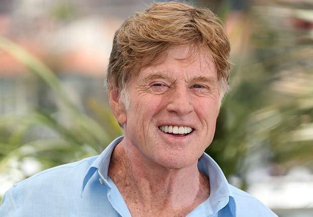 Robert Redford - Celebridades famosa con la pérdida de audición