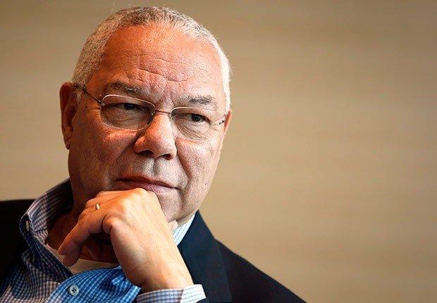 Colin Powell - Celebridades que vencieron el cáncer
