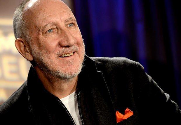 Pete Townshend - Celebridades famosa con la pérdida de audición