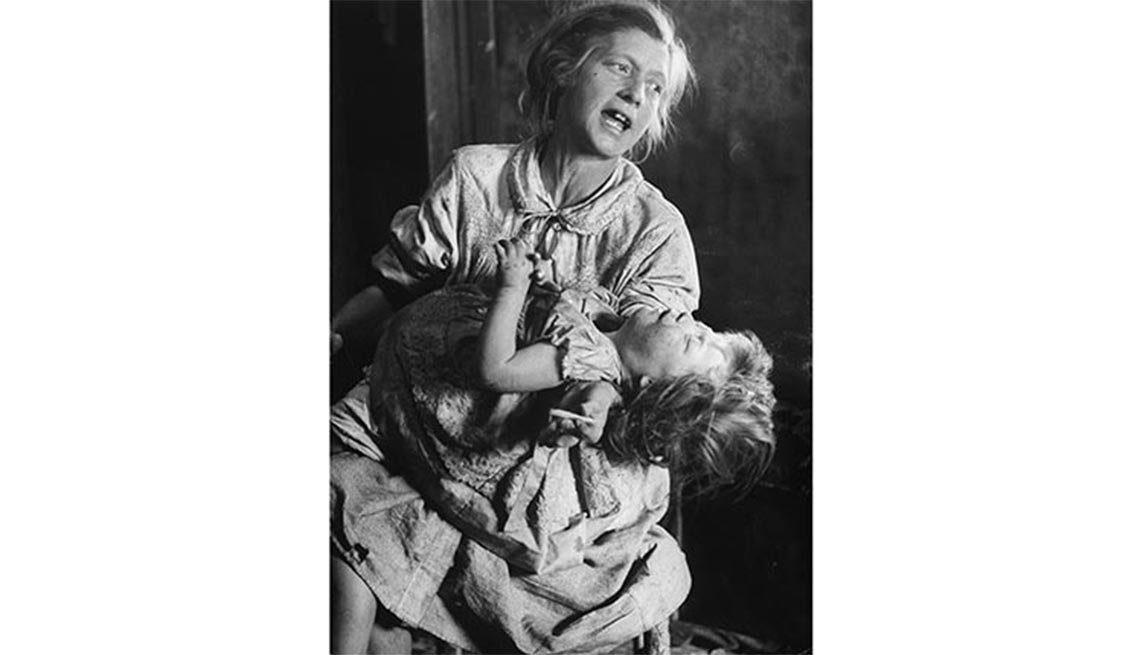 Mrs. Delphi Mobley, daughter, Measles, Plagues and Epidemics Through the Ages,