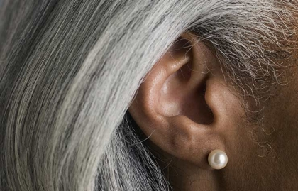 Oreja de una mujer - Cómo saber si estoy perdiendo audición