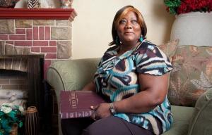 Georgia Chapman en la Iglesia Central de Cristo en Baltimore, Maryland - Las enfermedades del corazón que afectan a las mujeres