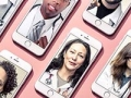 Doctors videoconferencing on smartphones, Better Health Through Technology