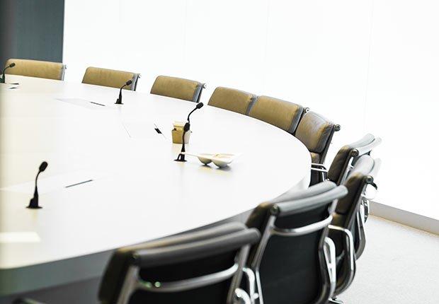 Salón de conferencia - Pérdida de audición y trabajo