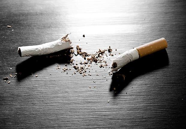 Cigarrillo partido en dos partes - Cómo proteger tus oídos