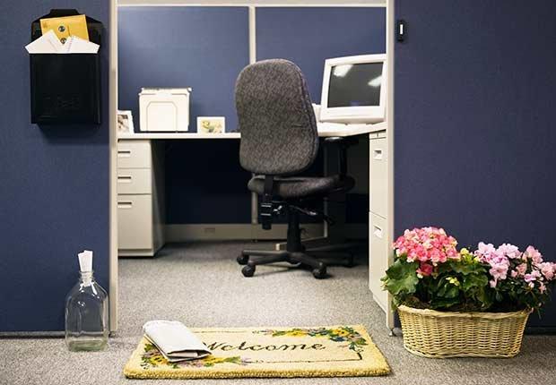 Oficina - Pérdida de audición y trabajo