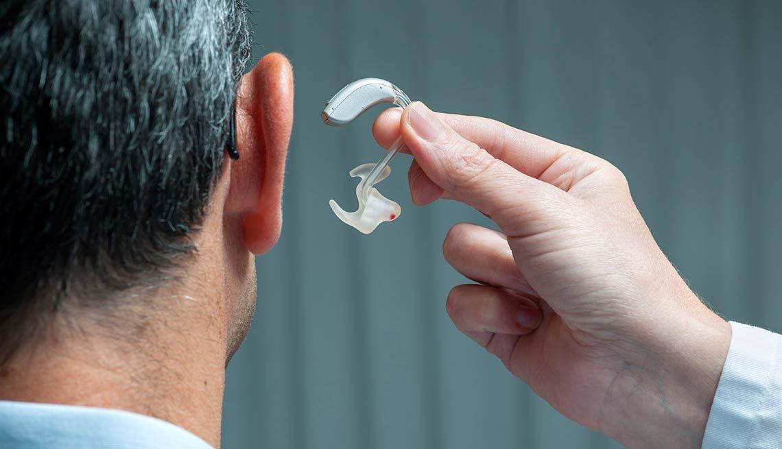 Dementia Hearing Loss Link Hearing Aid Ear