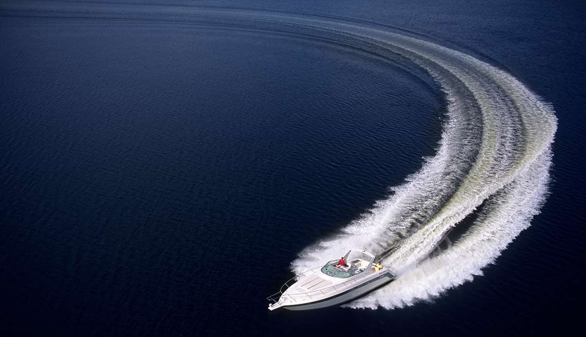 Activities That Harm Hearing Speed Boat