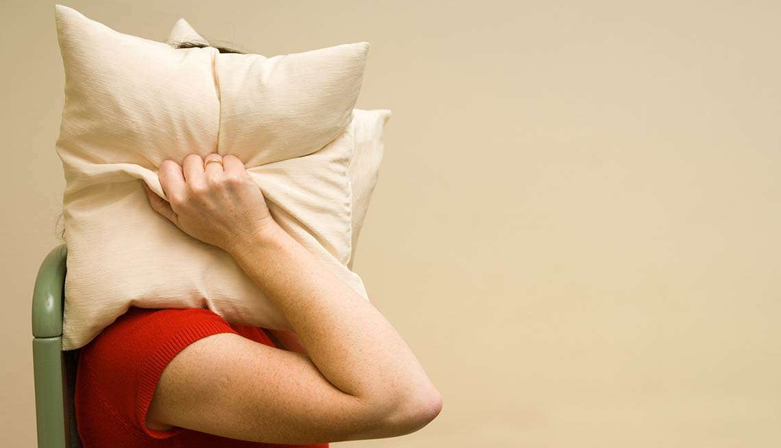 Activities That Harm Hearing Ears Pillow