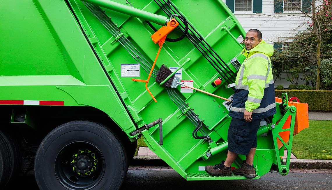 Activities That Harm Hearing Garbage Trash Truck