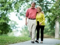 Senior couple walking, Enhanced Recovery: Helping Patients Bounce Back from Surgery