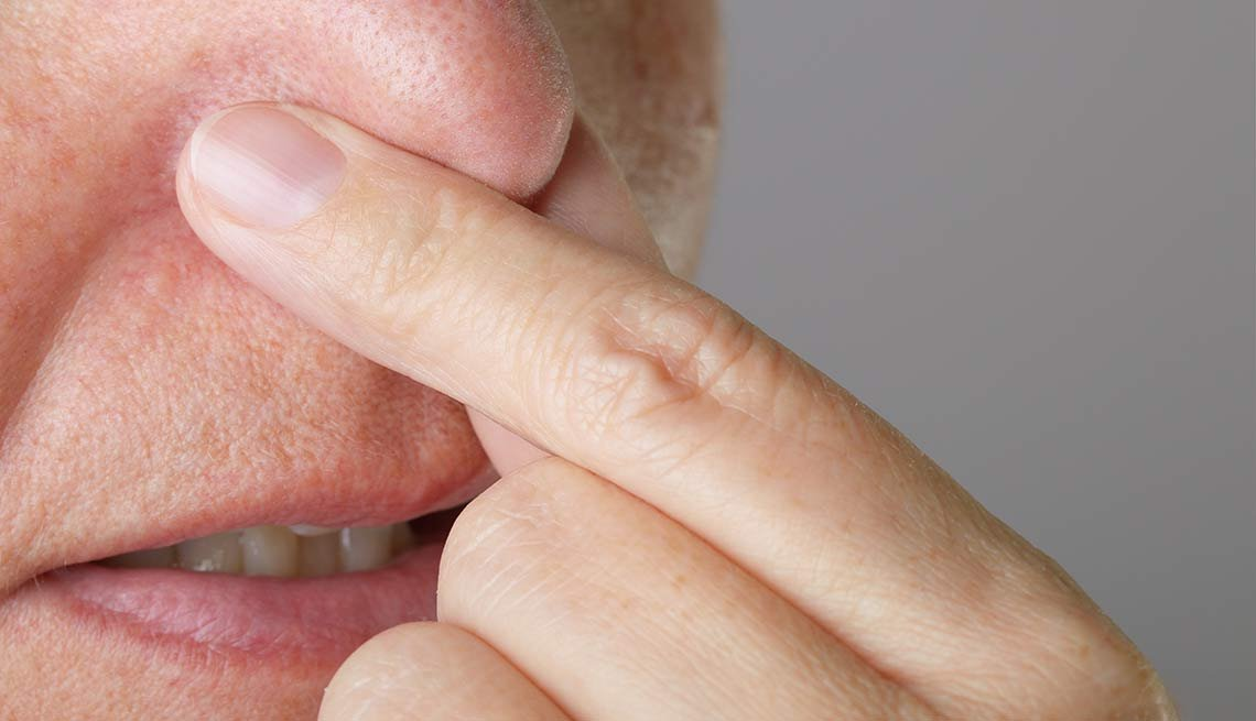 Holding your nose, Yuck Factor Facts Fix Act Now Bad Breath
