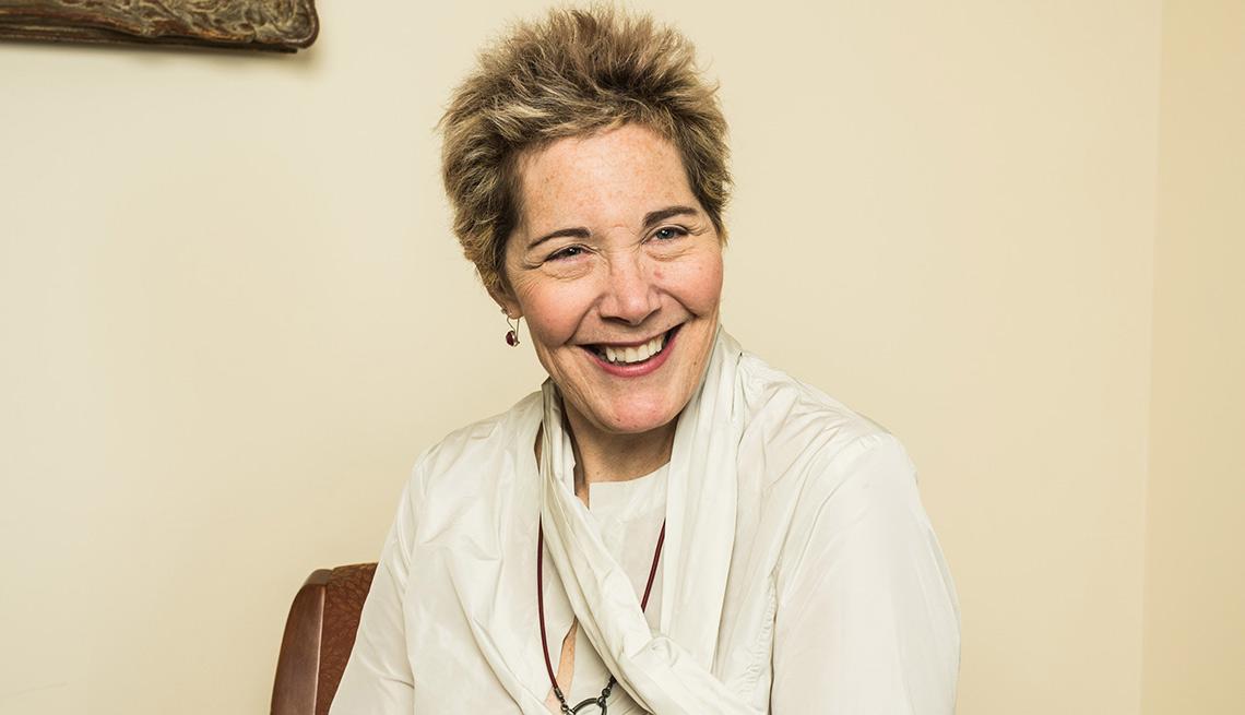 Nina Beaty - Paciente de cáncer