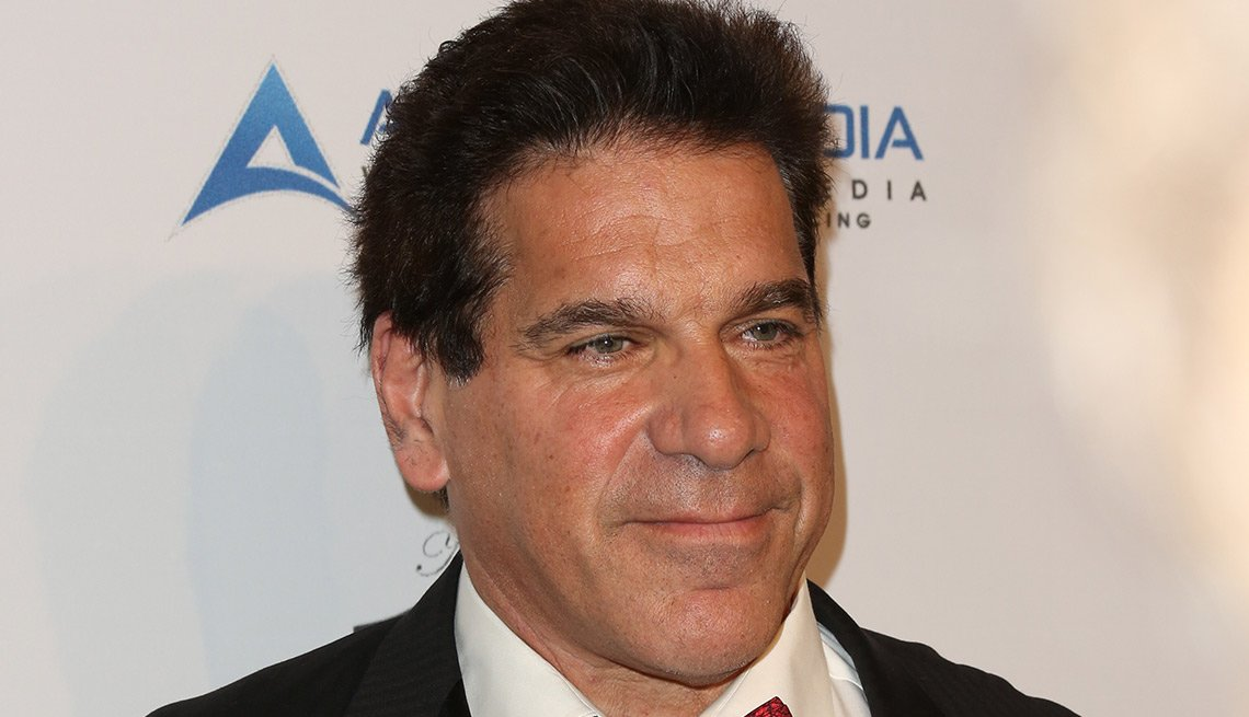 item 8 of Gallery image - Lou Ferrigno