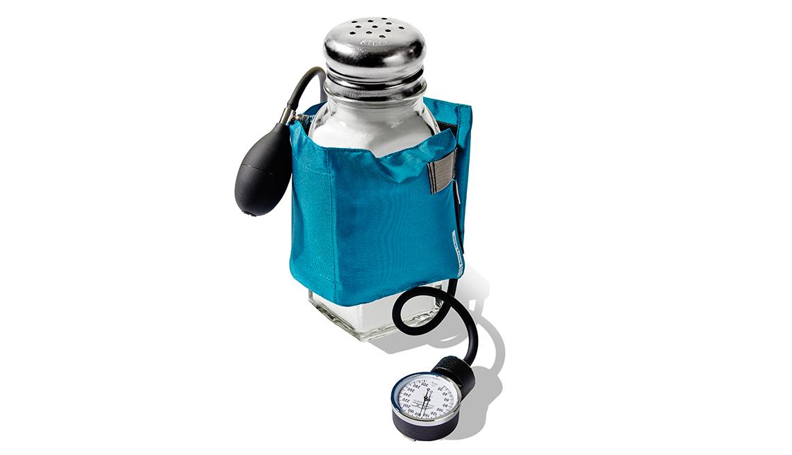 Cómo reducir temporalmente la presión arterial alta